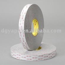 3M substrate acrylic foam model