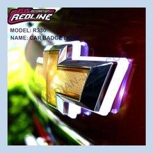 R330 RedLine Car Badge Light for CHEVROLET CRUZ white