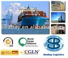 sea freight from Guangzhou China to SANTA CRUZ DEL SUR