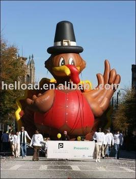 big turkey balloon inflatable