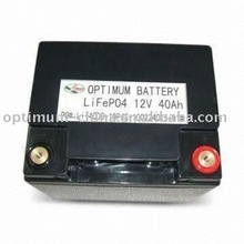 Tricycle battery pack 12v 40ah in series or parallel