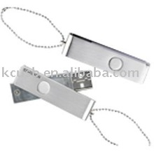 swivel metal usb flash 1gb disk well used oem gift fast speed