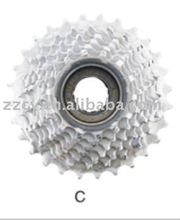 high carbon iron steel flywheel used for mtb bike