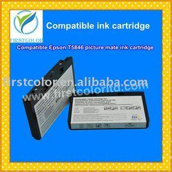 Compatible Epson PictureMate ink cartridge T5846 for PictureMate PM200/PictureMate PM290/PictureMate PM225/PictureMate PM240