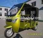Electric passenger three wheeler. motorcycle