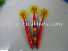 2011 innovative Rubber magnetic pen for promotion