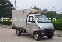 Changan Mini Refrigerated Truck - Buy Refrigerated Small Trucks ...