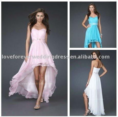 Long Dresses On Short Girls