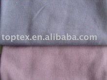 cotton solid dyed spandex fabric