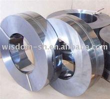 FeCrAl foil alloy for catalytic converter