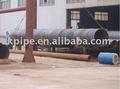 espiral de tubos de acero normas api