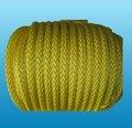 Fibrassintéticas corda/corda de fibra/corda aramida