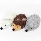 Most popular lovely plush furry hedgehog stuffed animal toys