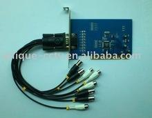 4ch Techwell 6815 chipset DVR card