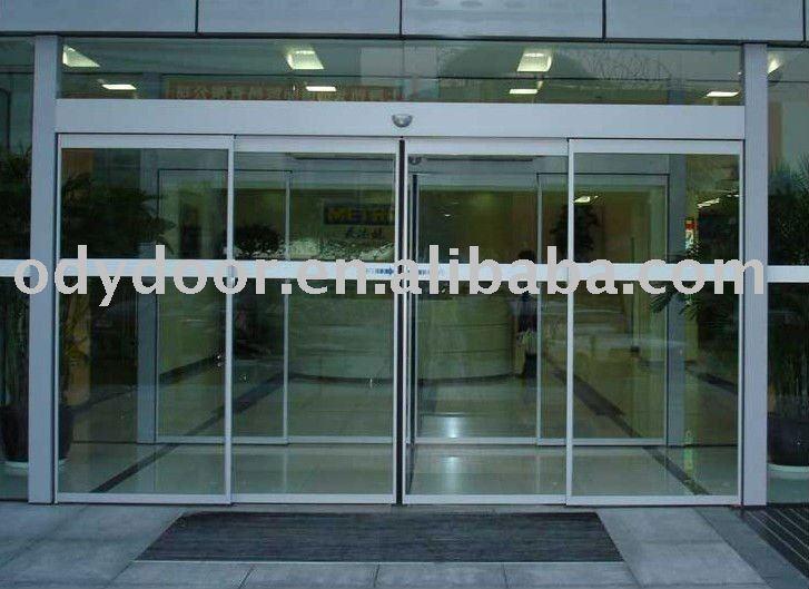Systme d Ouverture de Porte Automatique OmniSwing Boon Edam