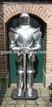 Movie/Metal Craft/Home decoration/Trique Initation Crafts/Metal home decoration/Art&Collectrible/Souvenirs/Nautical Armour J16XW