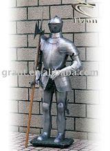Metal home decoration/Art&Collectrible/Souvenirs/Nautical/Samurai/Antique/Medieval/Decotation/Sword/Movie Armour J43XW