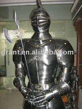 Metal home decoration/Art&Collectrible/Souvenirs/Nautical/Samurai/Antique/Medieval/Decotation/Sword/Movie Armour J46XW