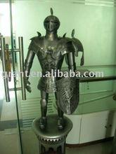 Art&Collectrible/Souvenirs/Nautical/Samurai/Antique/Medieval/Decotation/Sword/Movie/Metal craft Armour J50XW