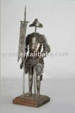 Art&Collectrible/Souvenirs/Nautical/Samurai/Antique/Medieval/Decotation/Sword/Movie/Metal craft Armour J51XW