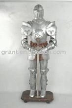 Souvenirs/Nautical/Samurai/Antique/Medieval/Decotation/Sword/Movie/Metal craft/Trique Initation Crafts Armour J57XW
