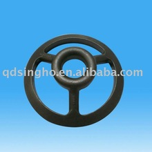 Ring Type Baffle Plate for DPFV