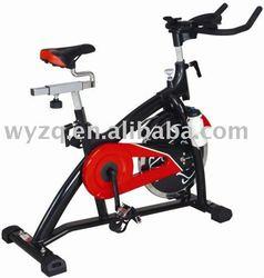 BYEE Exercise Bike/Indoor Upright Exercise Bike B92GA in 20kg Flywheel