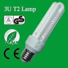 2u energy saving lamp bulb light