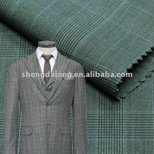SDL1102654 Anti-static casual wear Poly viscose Check 2012 fabrics