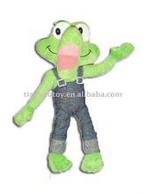 plush toy (frog)