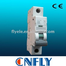 Short circuit and overload trip protection MCB