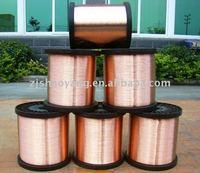 0.18mm copper covered aluminum magnesium wire (CCAM)