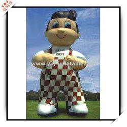 Inflatable BIC boy