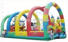 2012 {Qi Ling} giant amusement park game