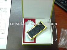 Golden Color Moible Solar Charger CM-L-L03