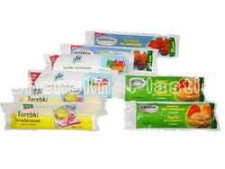 Transparent Plastic Sandwich Bag