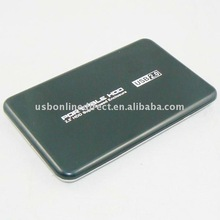 2.5 Inch USB 2.0 SATA External Hard Disk Drive Enclosure HDD Case