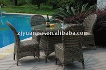 Excellent design rattan dining set