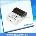 Pos impresora térmica portátil ( 58mm de papel ); pos de la impresora