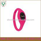 fashion anion sport silicone watch