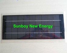 9V700mA PET Solar Module (Best for Solar Bag Use)