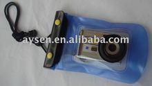 PVC plastic waterproof camera bag