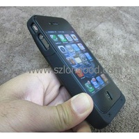 The thinest backup Power Battery Charger Case for iphone4 4g