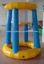 2011 hot sale inflatable water basketball