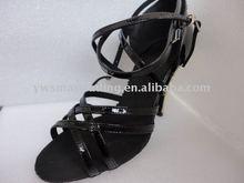2011 Ladies latin dance shoe tango dancing shoes