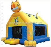2011 {Qi Ling} cat inflatable animal cartoon