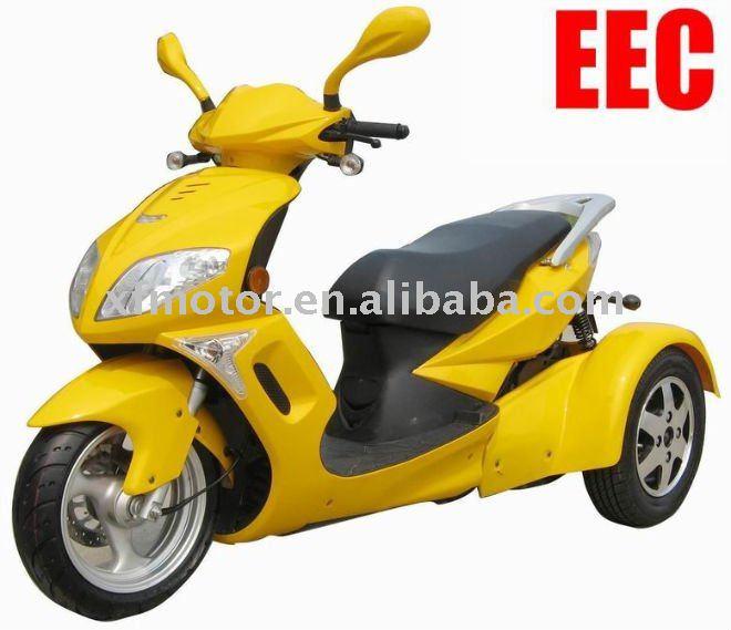 Three Wheel Scooter 125cc