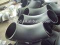 45 angular/ 90 angular/ 180 de ângulo de aço sem costura cotovelos acessórios/ hebei tianlong fornecer