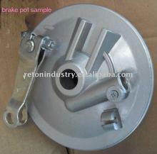 brake pot of 3 wheel motorcycle