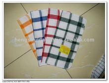 100% cotton waffle woven dobby tea&kitchen towel